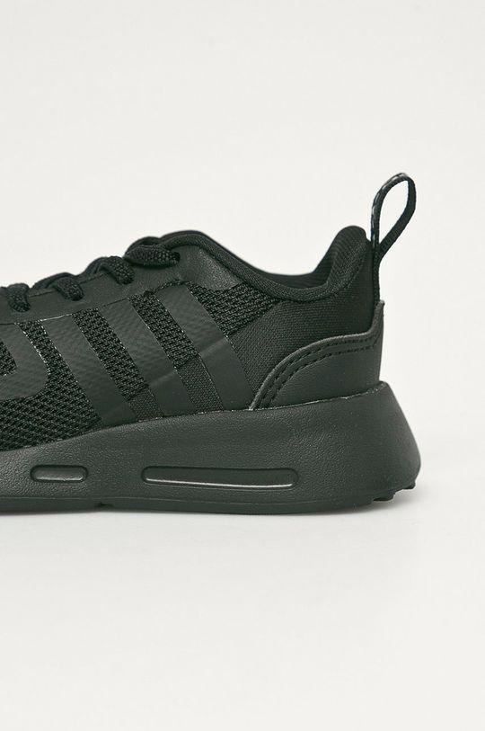 čierna adidas Originals - Detské topánky Multix El I