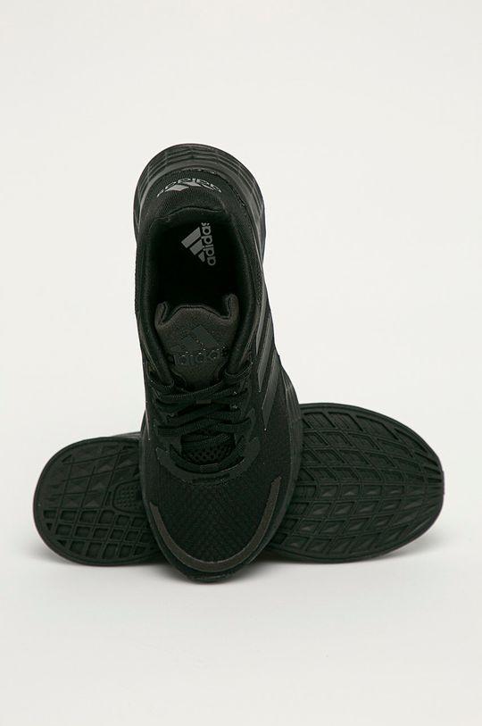 černá adidas - Dětské boty Duramo Sl K