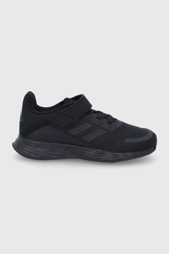 čierna adidas - Detské topánky Duramo Chlapčenský