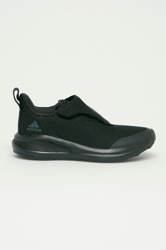 čierna adidas Performance - Detské topánky FortaRun Ac K Chlapčenský