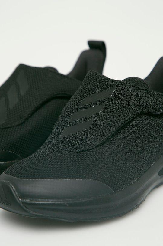 čierna adidas Performance - Detské topánky FortaRun Ac K
