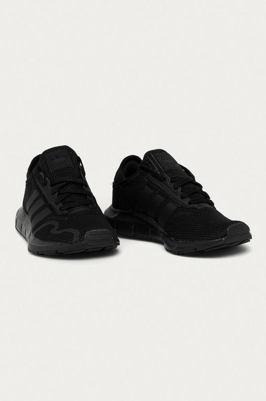 adidas Originals - Detské topánky Swift Run X J čierna