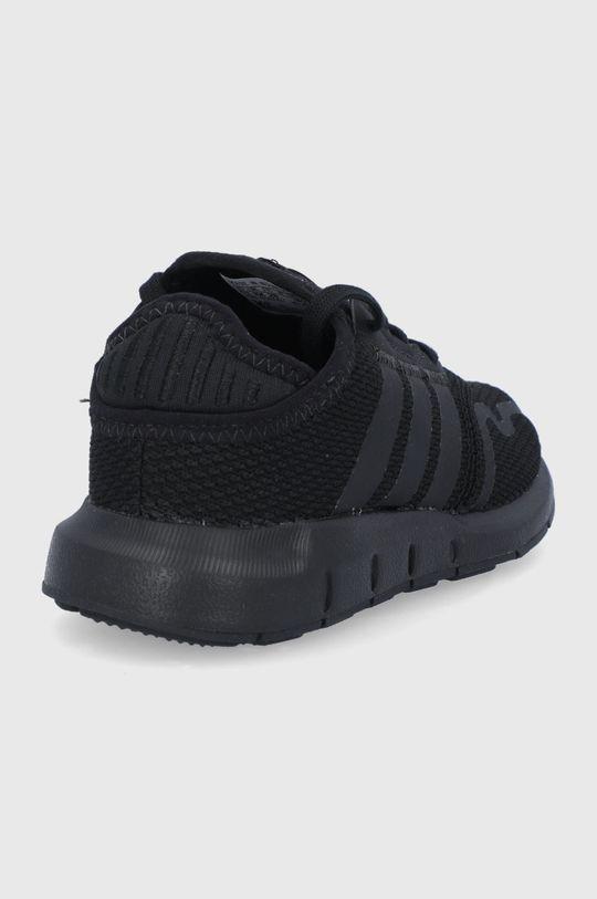 adidas Originals - Buty dziecięce Swift Run X Cholewka: Materiał syntetyczny, Materiał tekstylny, Wnętrze: Materiał tekstylny, Podeszwa: Materiał syntetyczny