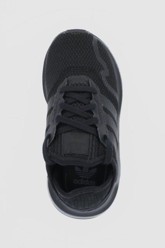 czarny adidas Originals - Buty dziecięce Swift Run X