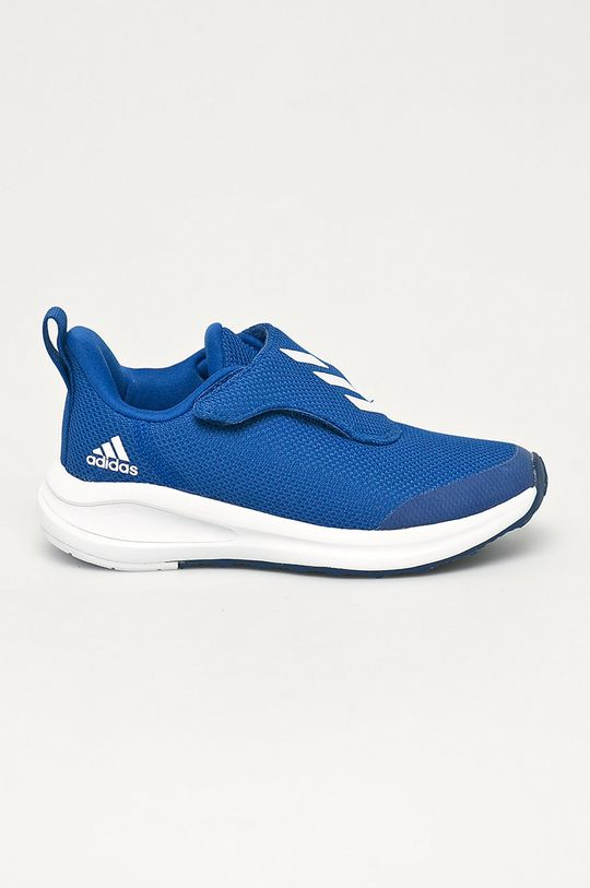 modrá adidas Performance - Detské topánky FortaRun AC Chlapčenský