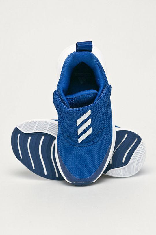 modrá adidas Performance - Detské topánky FortaRun AC