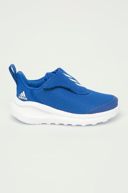 modrá adidas Performance - Dětské boty FortaRun AC Chlapecký