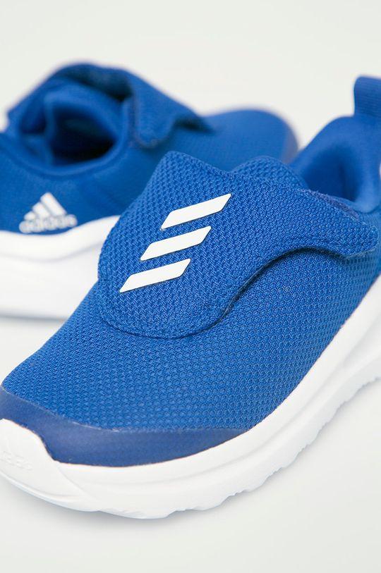 modrá adidas Performance - Dětské boty FortaRun AC