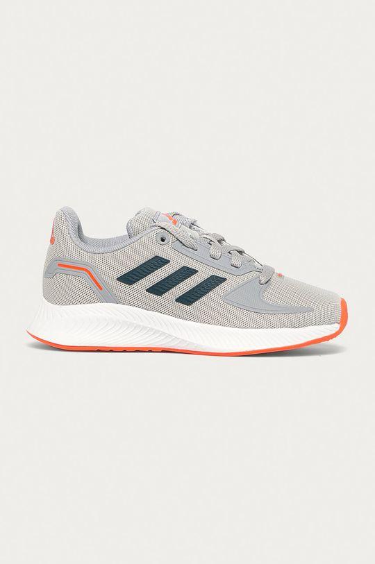 серый adidas - Детские ботинки RunFalcon 2.0 Для мальчиков