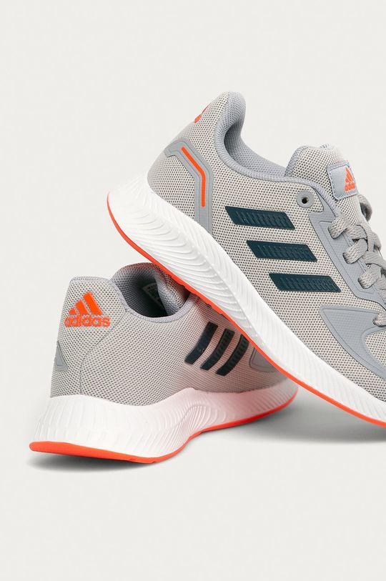 adidas - Детские ботинки RunFalcon 2.0  Голенище: Синтетический материал, Текстильный материал Внутренняя часть: Текстильный материал Подошва: Синтетический материал