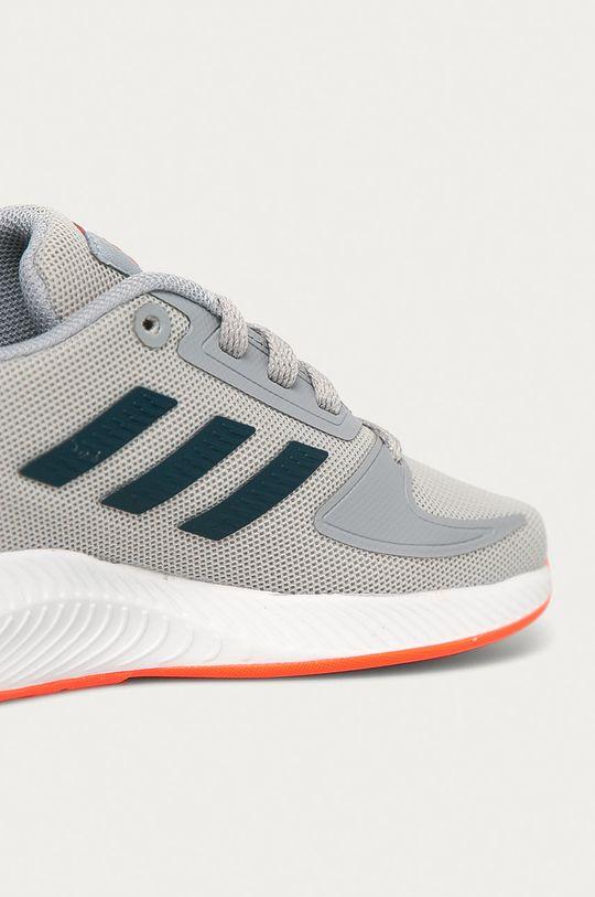 серый adidas - Детские ботинки RunFalcon 2.0