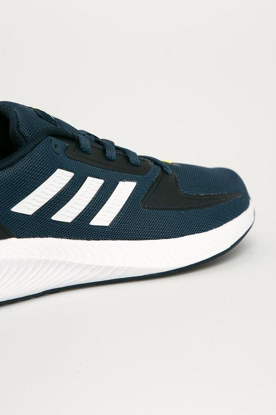 bleumarin adidas - Pantofi copii Runfalcon 2.0