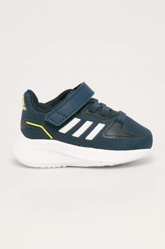 námořnická modř adidas - Dětské boty RunFalcon 2.0 I Chlapecký