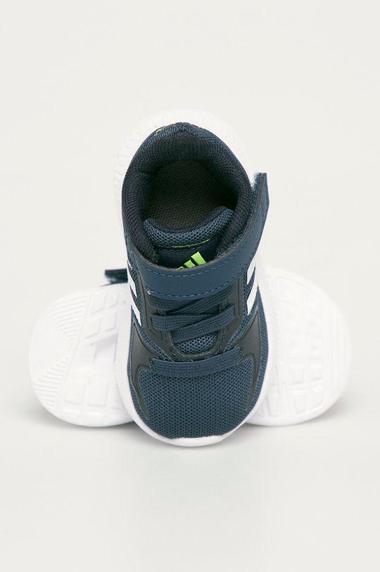 námořnická modř adidas - Dětské boty RunFalcon 2.0 I