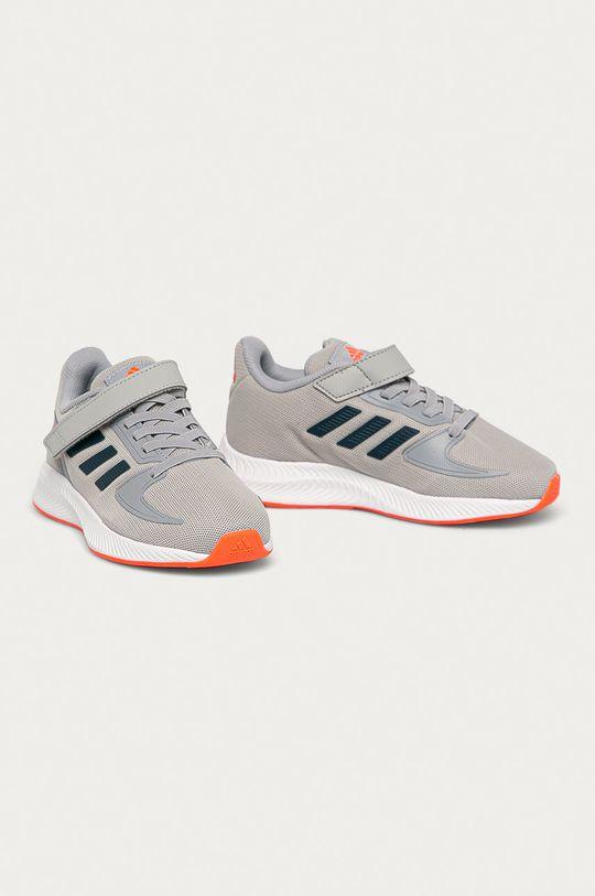 adidas - Detské topánky sivá