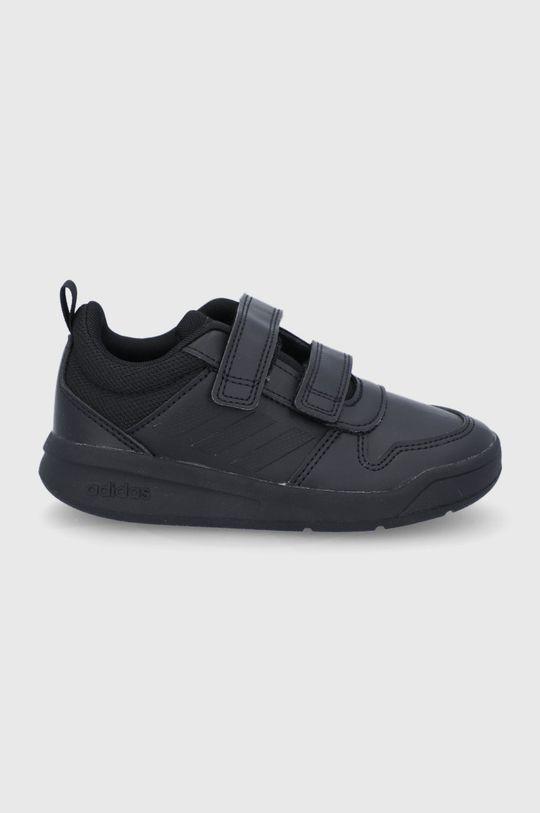 černá adidas - Dětské boty Tensaur C Chlapecký