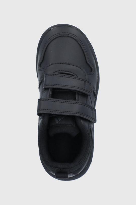černá adidas - Dětské boty Tensaur C