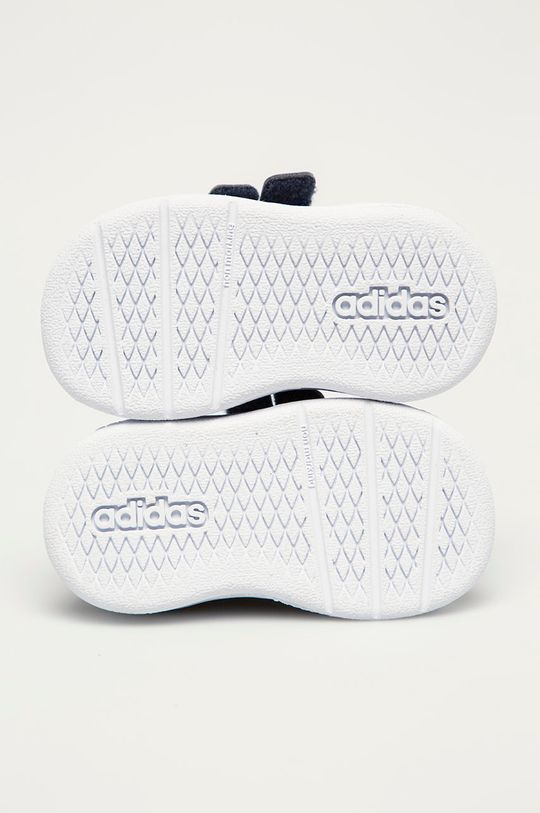 granatowy adidas - Buty dziecięce Tensaur
