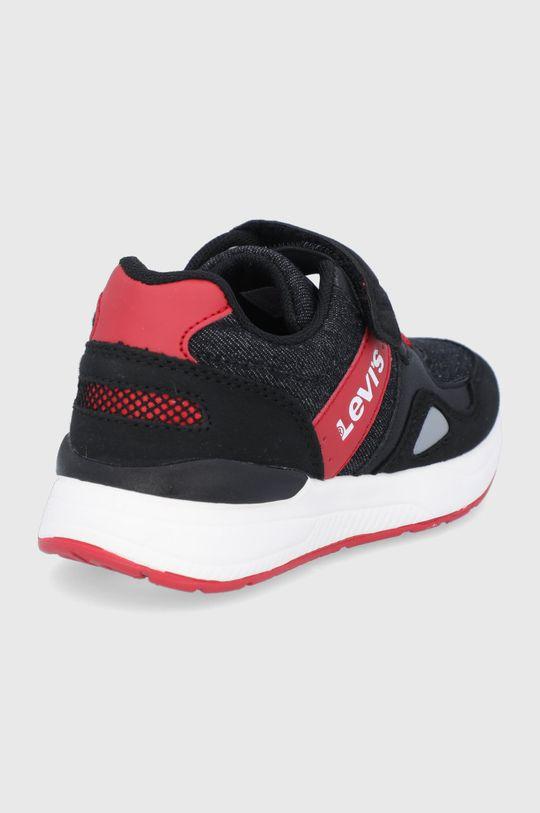 Levi's - Detské topánky  Zvršok: Syntetická látka, Textil Vnútro: Textil Podrážka: Syntetická látka