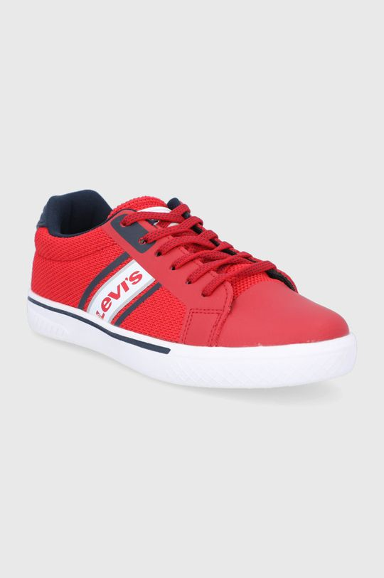 Levi's - Buty dziecięce czerwony