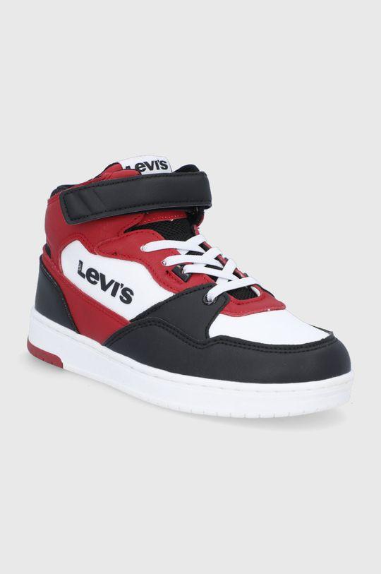 Levi's - Buty dziecięce ostry czerwony