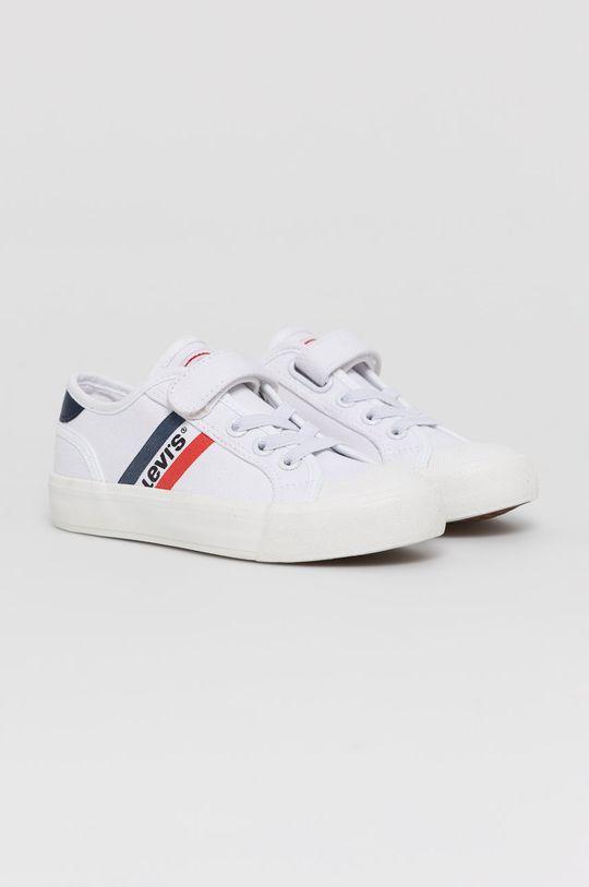 Levi's - Dětské tenisky bílá
