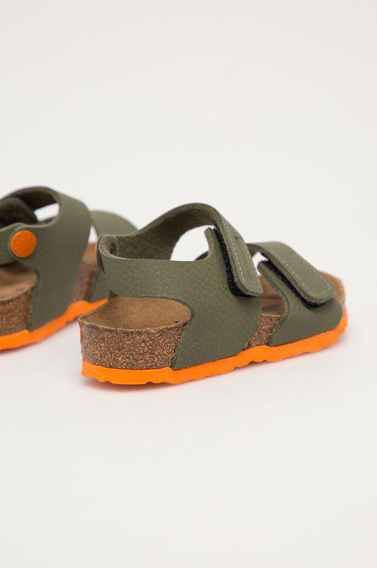 Birkenstock - Sandały dziecięce Palu Cholewka: Materiał syntetyczny, Wnętrze: Materiał tekstylny, Skóra naturalna, Podeszwa: Materiał syntetyczny