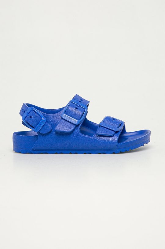 niebieski Birkenstock - Sandały dziecięce Milano Chłopięcy