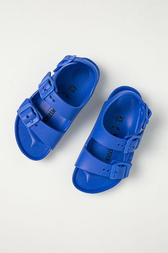 niebieski Birkenstock - Sandały dziecięce Milano