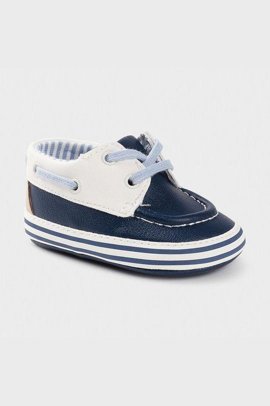 bleumarin Mayoral Newborn - Pantofi copii De băieți