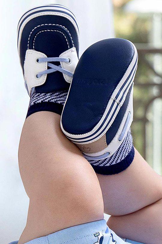 Mayoral Newborn - Pantofi copii bleumarin