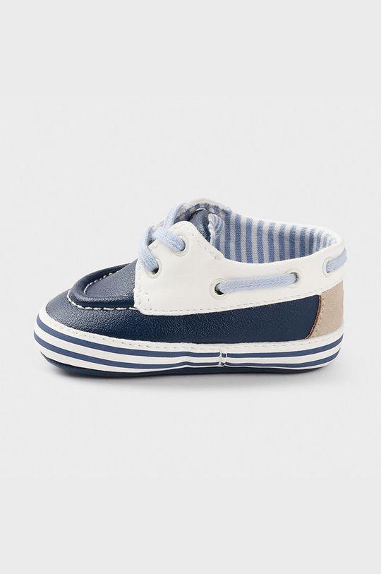 Mayoral Newborn - Pantofi copii  Gamba: 100% Poliuretan Interiorul: 100% Bumbac Talpa: 100% Poliuretan