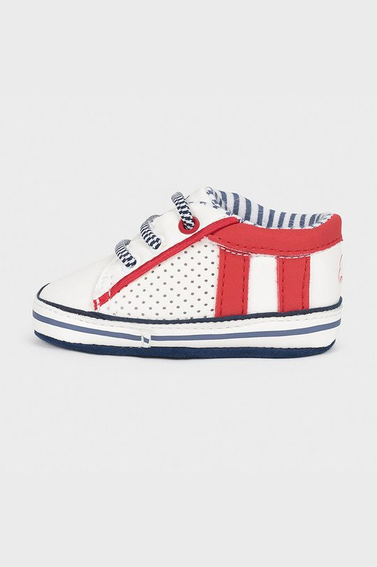 Mayoral Newborn - Pantofi copii rosu