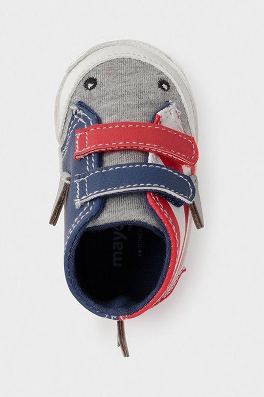 Mayoral Newborn - Pantofi copii  Gamba: 20% Bumbac, 80% Poliuretan Interiorul: 100% Bumbac Talpa: 100% Bumbac