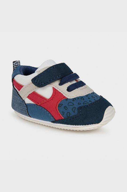 červená Mayoral Newborn - Detské topánky Chlapčenský