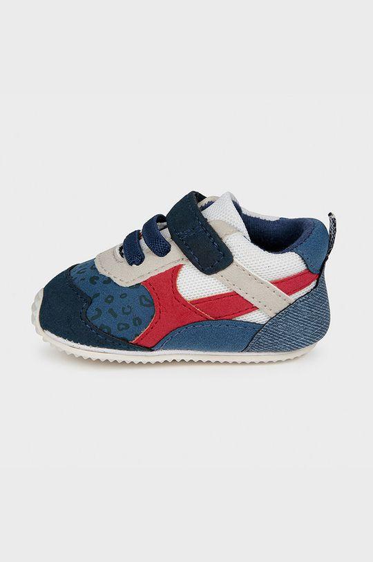 Mayoral Newborn - Detské topánky červená