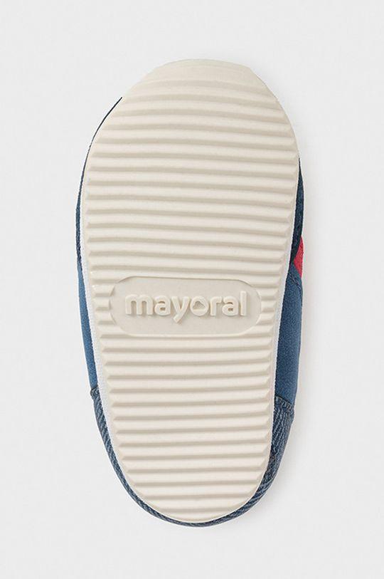 červená Mayoral Newborn - Detské topánky