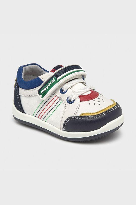 biela Mayoral - Detské topánky Chlapčenský