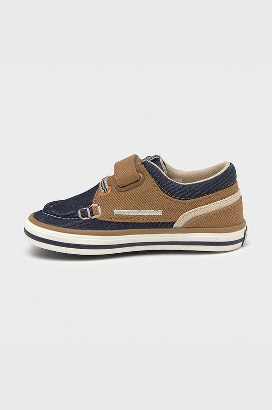 Mayoral - Dětské boty kávová