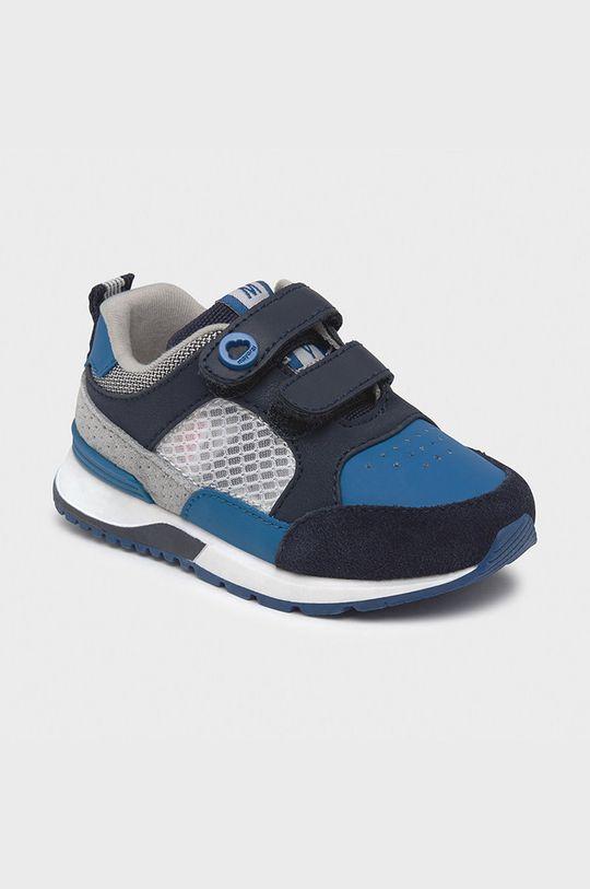 fialová Mayoral - Detské topánky Chlapčenský