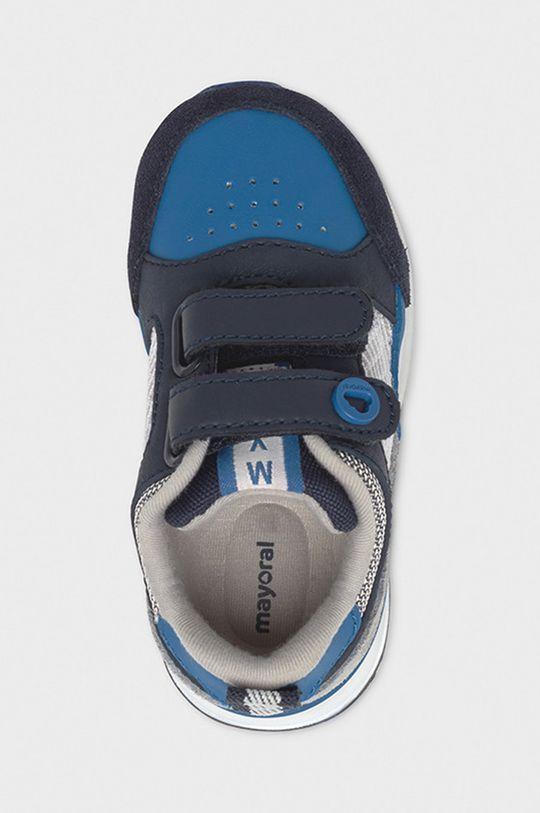 Mayoral - Detské topánky  Zvršok: Textil, Prírodná koža Vnútro: Textil Podrážka: Syntetická látka