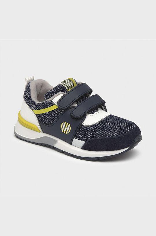 čierna Mayoral - Detské topánky Chlapčenský