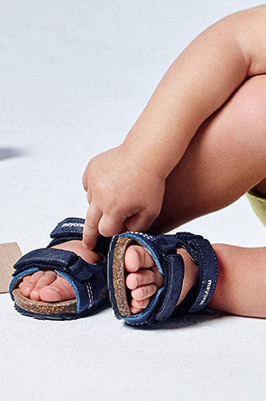 Mayoral - Dětské sandály fialová