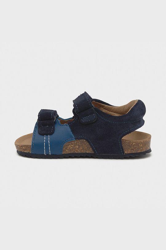 Mayoral - Dětské sandály  Svršek: Přírodní kůže Podrážka: 100% Termoplastická guma Vložka: 50% Polyamid, 50% Polyuretan