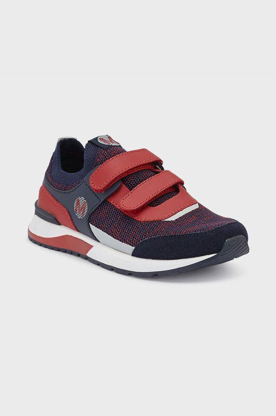 ostrá červená Mayoral - Dětské boty Chlapecký