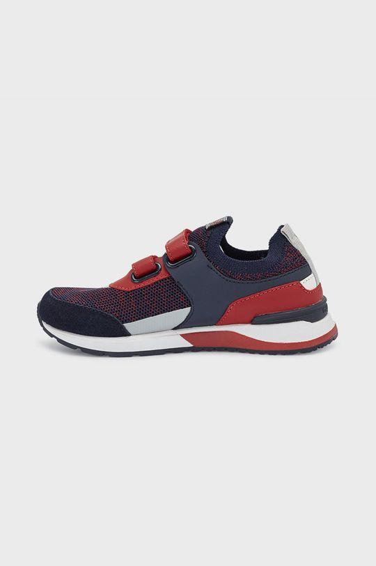 Mayoral - Dětské boty ostrá červená