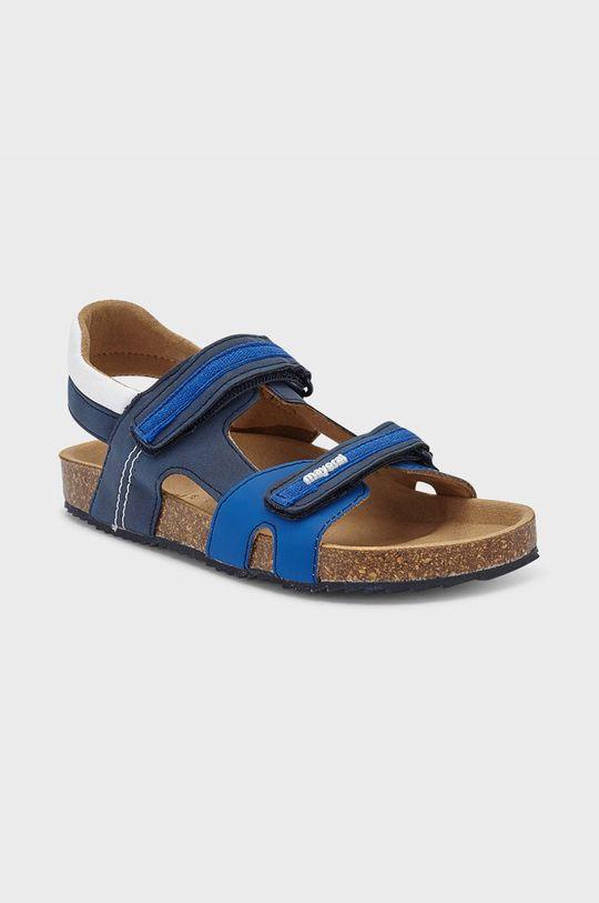 fialová Mayoral - Dětské sandály Chlapecký