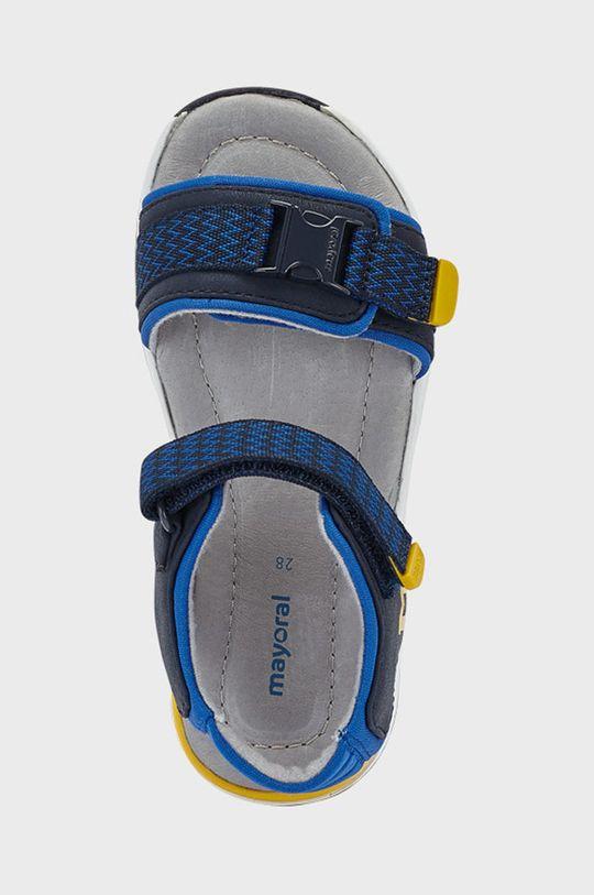 Mayoral - Dětské sandály  Svršek: Umělá hmota, Textilní materiál Vnitřek: Textilní materiál, Přírodní kůže Podrážka: Umělá hmota
