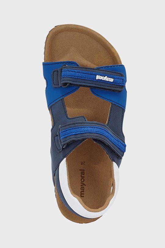 Mayoral - Dětské sandály  Svršek: 28% Polyester, 54% Polyuretan, 18% Bawega Podrážka: 100% Termoplastická guma Vložka: 50% Polyamid, 50% Polyuretan