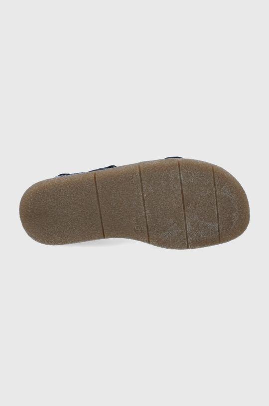 Mrugała - Sandały skórzane dziecięce Chłopięcy